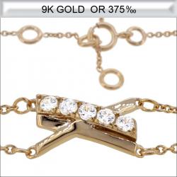 Bracelet Lola en Or 9 carats