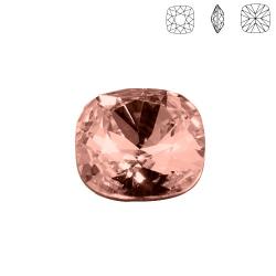 4470 light peach crystal 10mm