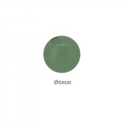 Perle pierre Aventure en 6mm