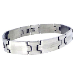 Bracelet acier Jules