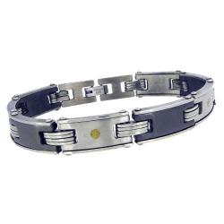 Bracelet acier Richard
