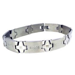 Bracelet acier Romeo