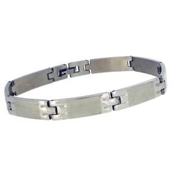Bracelet acier Louis